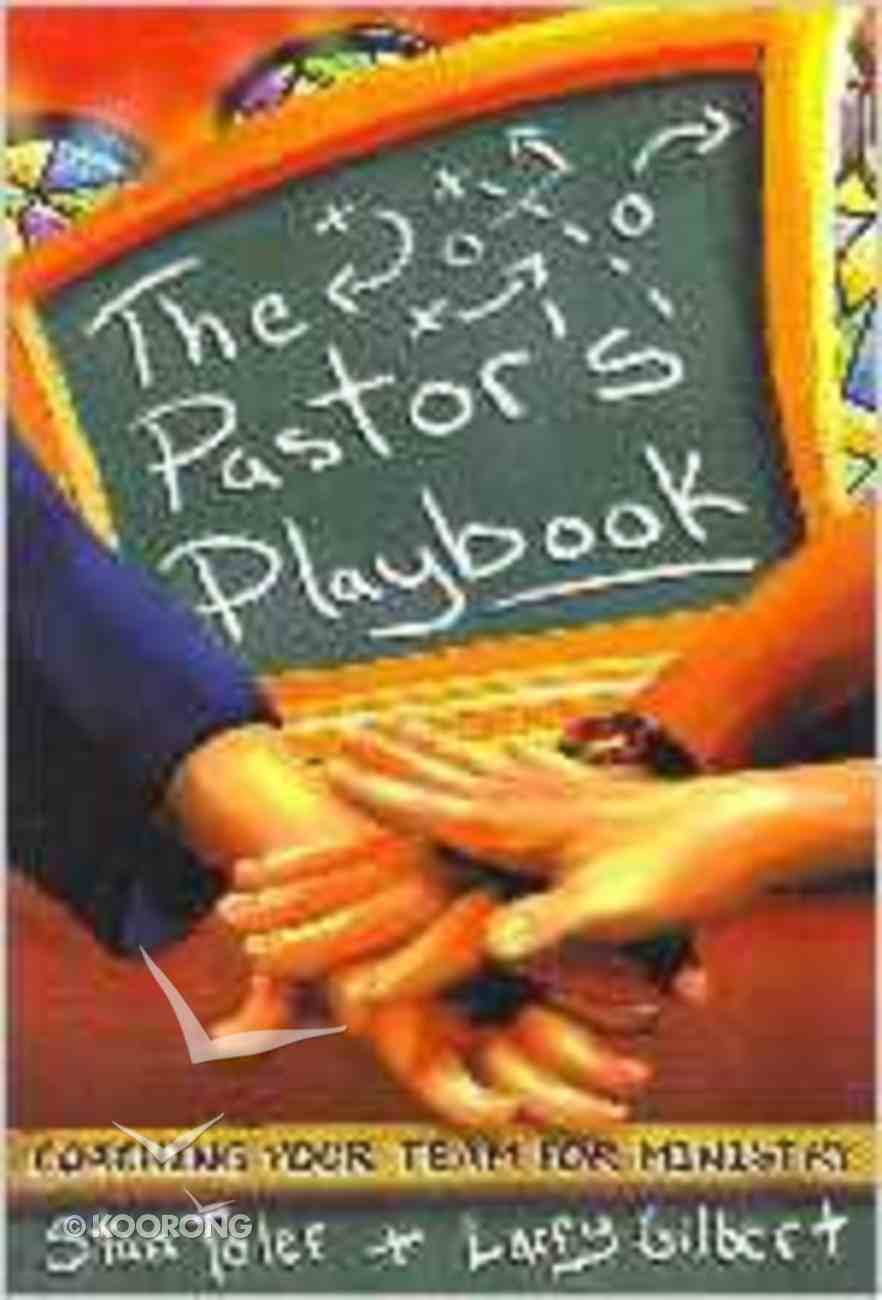 The Pastor's Playbook Paperback
