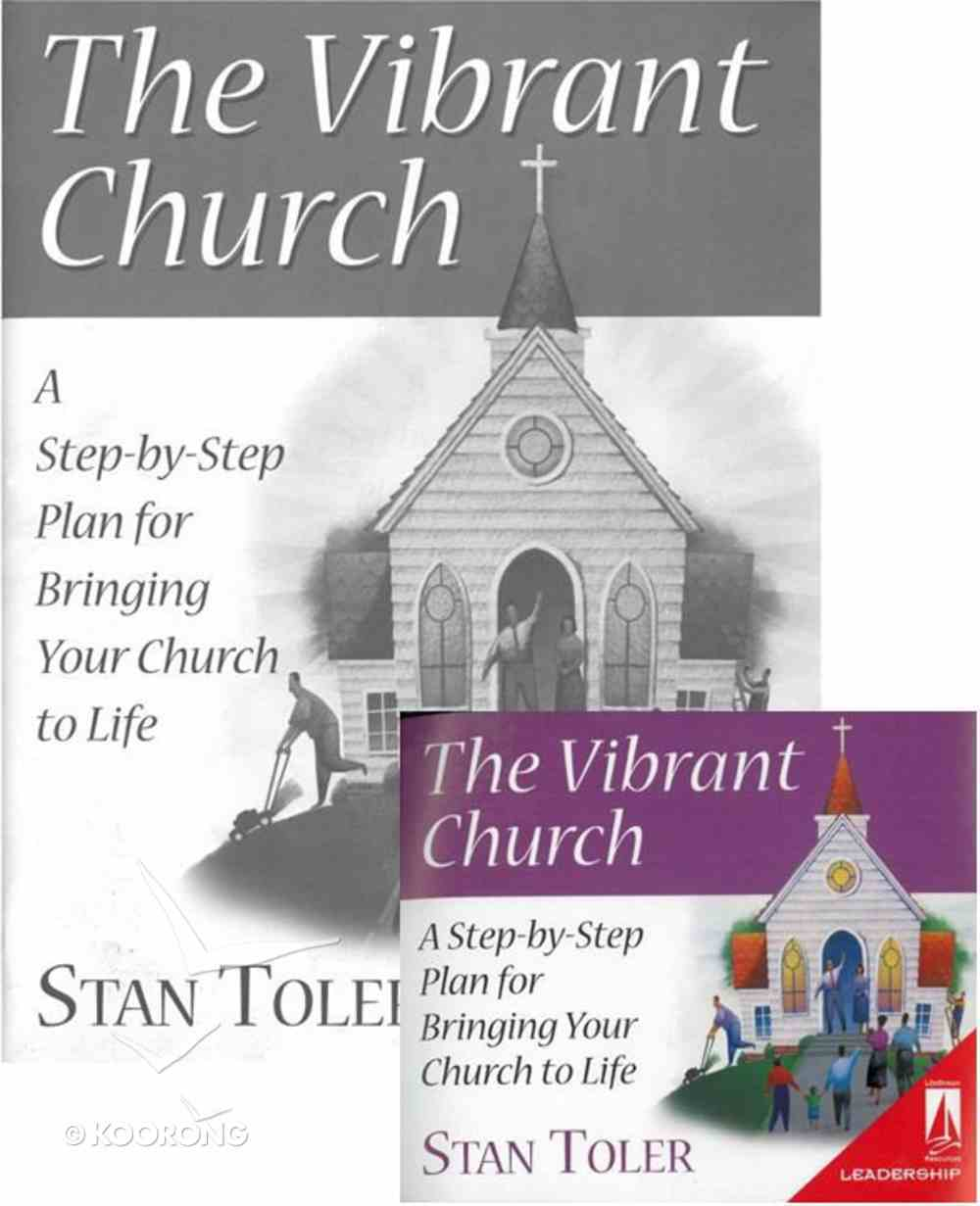 The Vibrant Church (Lifestream Resources Kits Series) Ring Bound