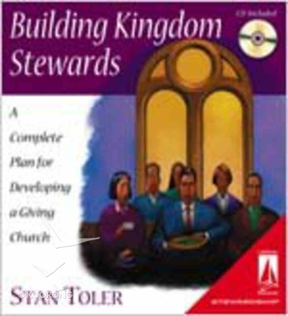 Building Kingdom Stewards (Includes CD) (Lifestream Resources Kits Series) Ring Bound