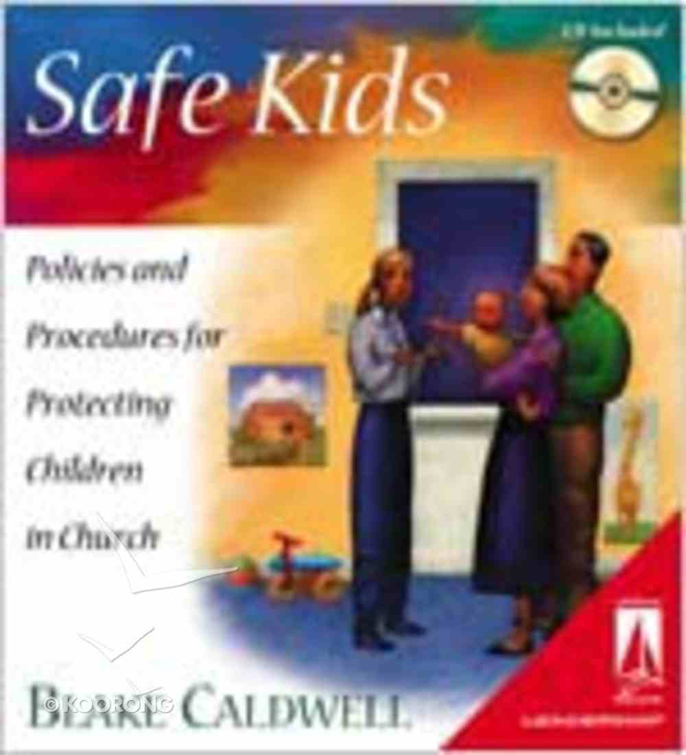 Safe Kids (Includes CDROM) (Lifestream Resources Kits Series) Ring Bound