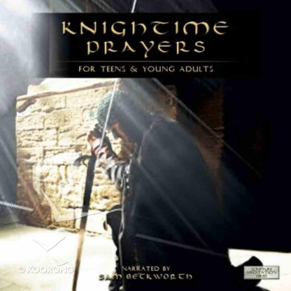 Knightime Prayers CD