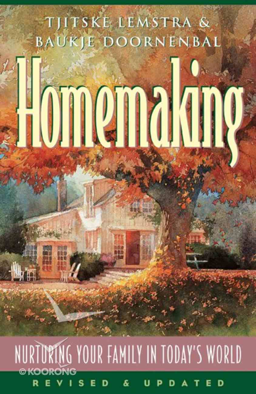 Homemaking Paperback