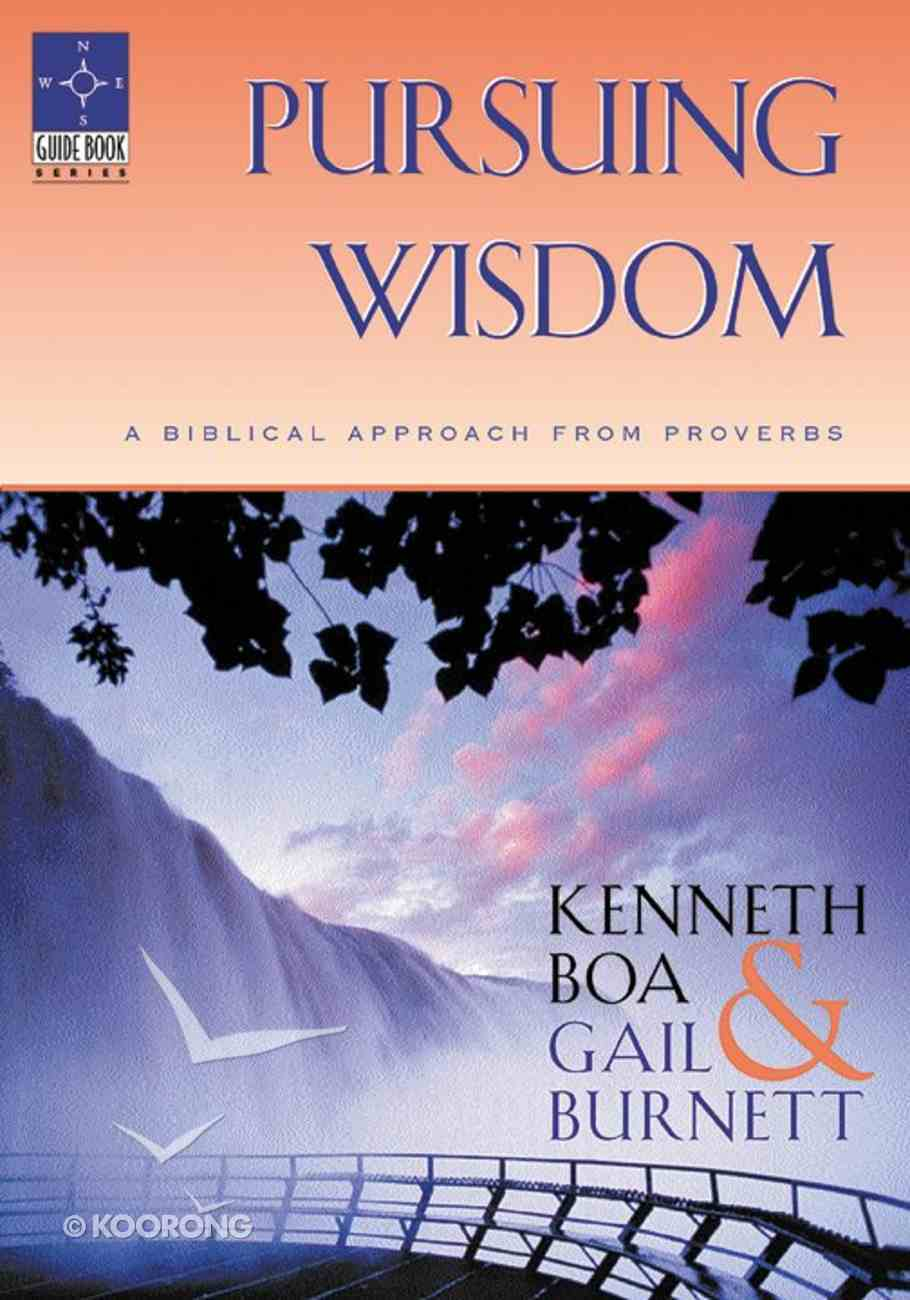 Pursuing Wisdom (Guidebook Series) Paperback