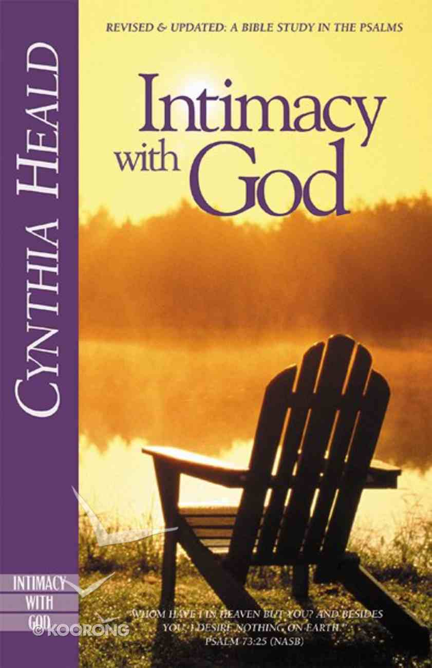 Intimacy With God Paperback