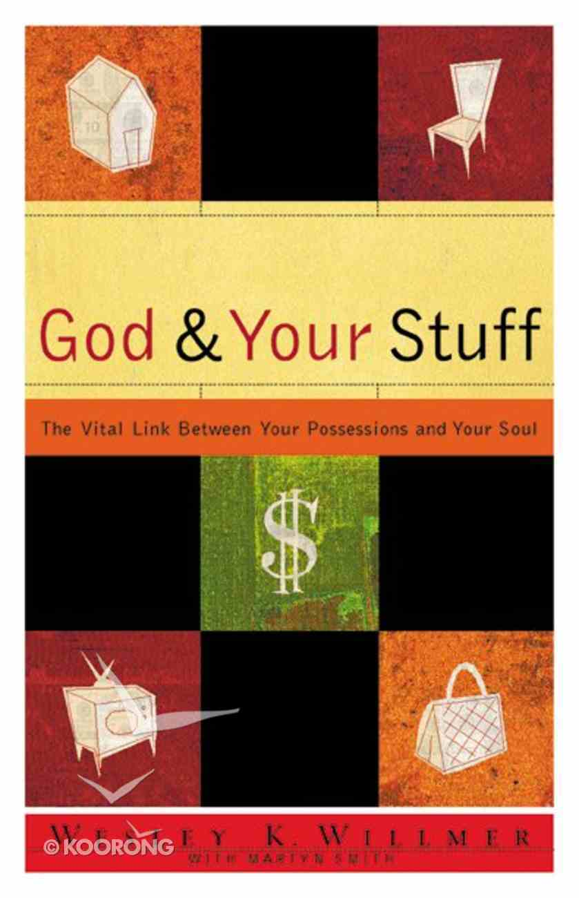 God and Your Stuff Paperback