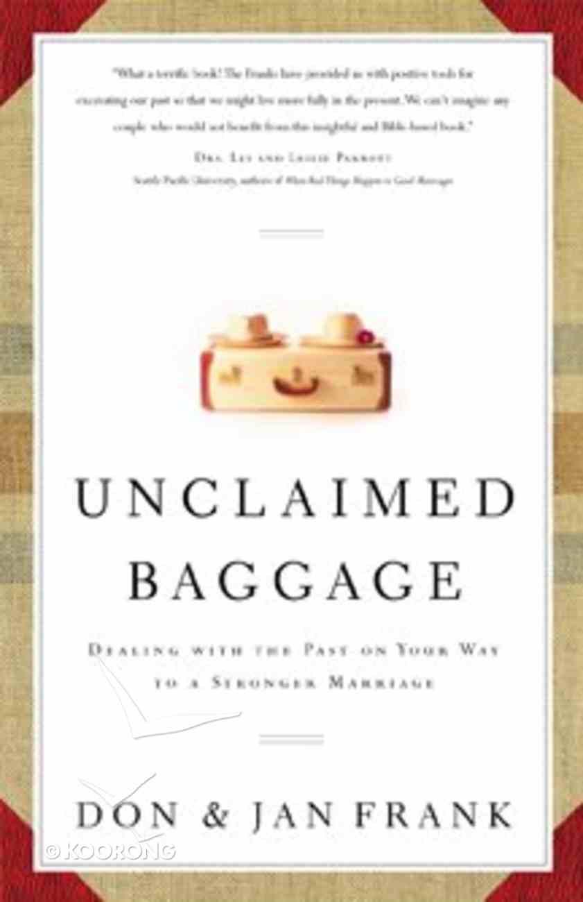 Unclaimed Baggage Paperback