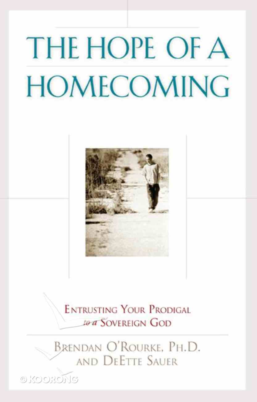 The Hope of a Homecoming Paperback