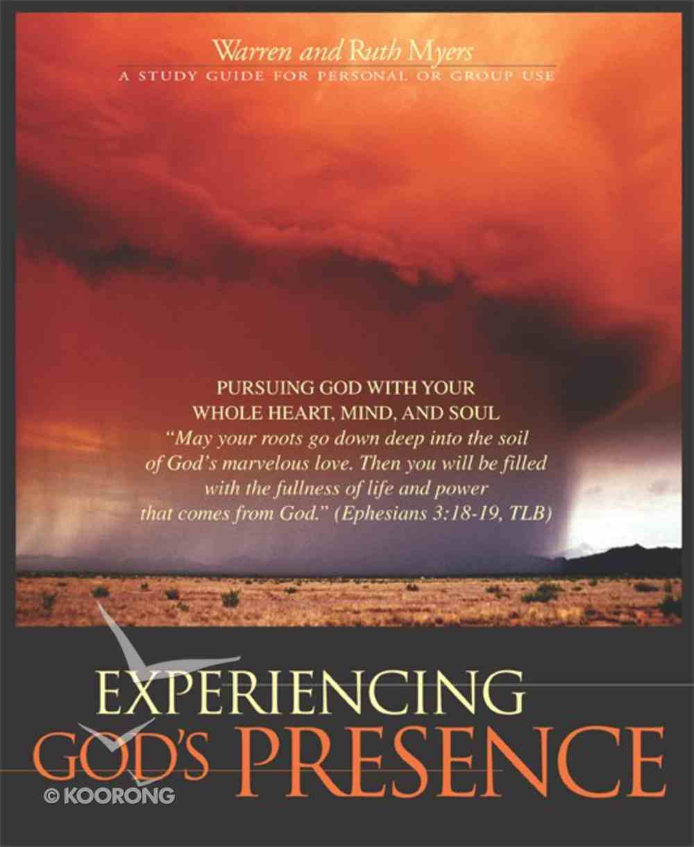 Experiencing God's Presence Paperback