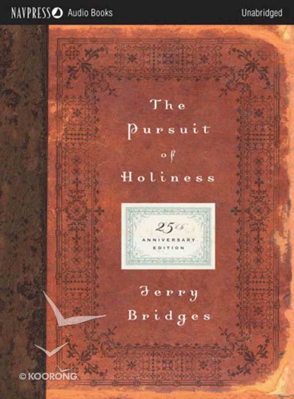 The Pursuit of Holiness (25th Anniversary Edition) CD