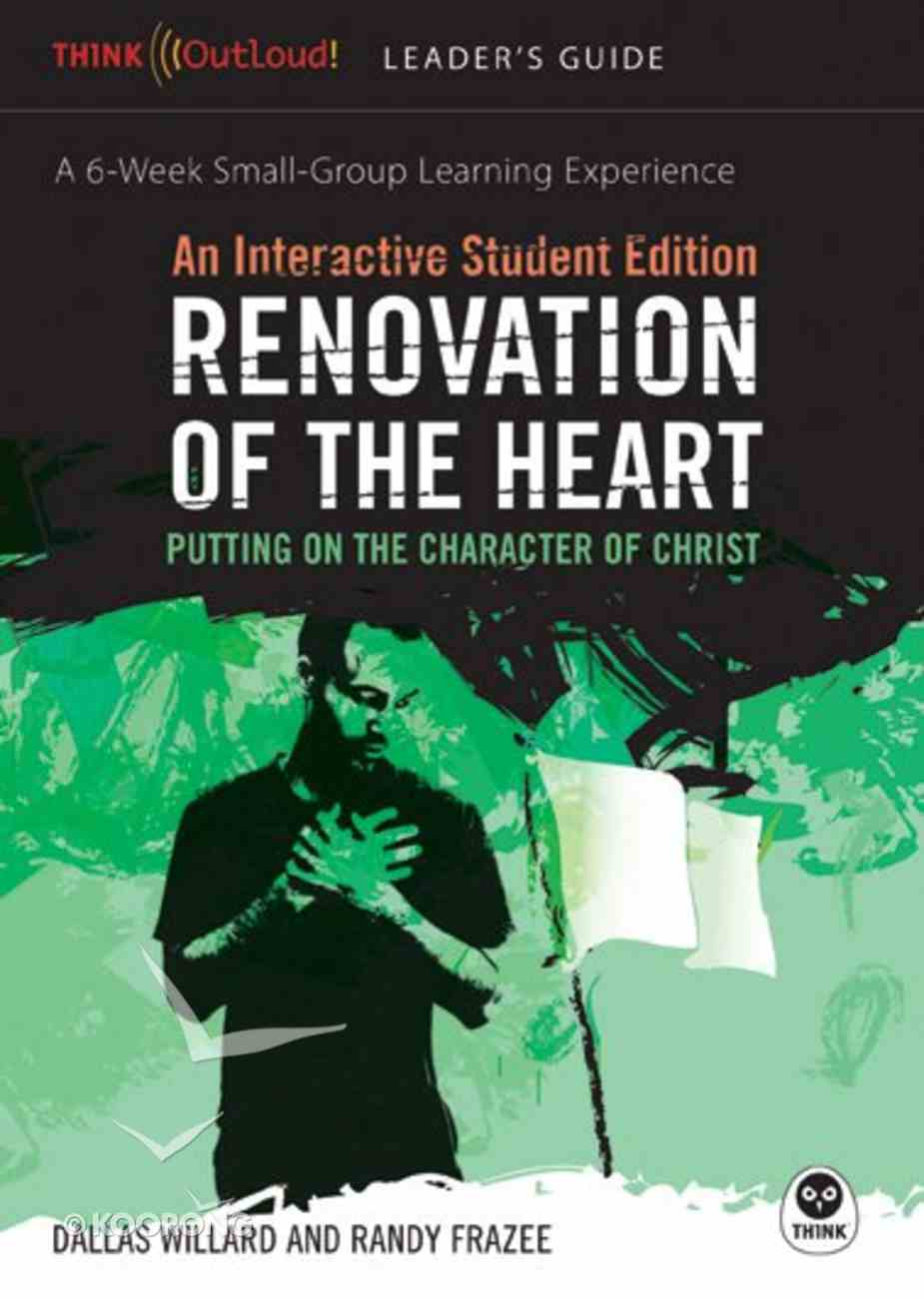 Renovation of the Heart Paperback