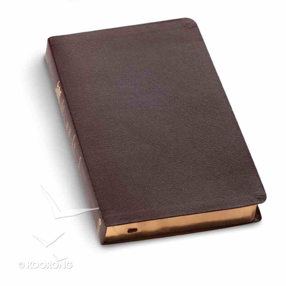 Message Numbered Edition Burgundy Bonded Leather