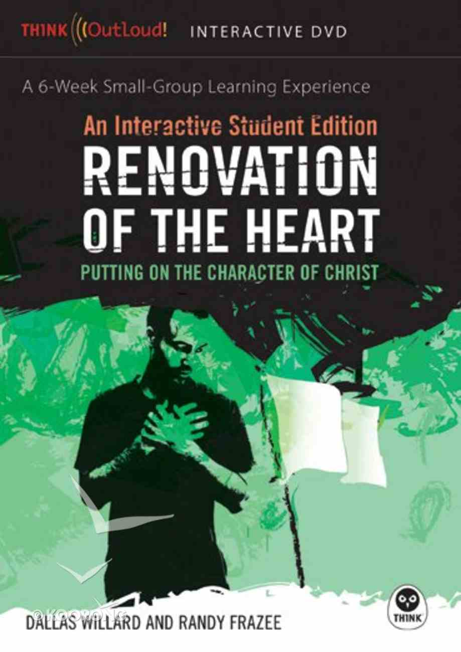 Think Outloud: Renovation of the Heart DVD Kit Pack