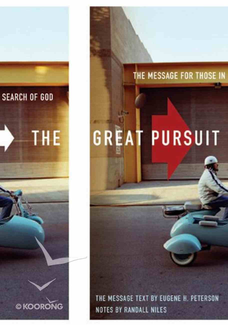 The Great Pursuit Paperback