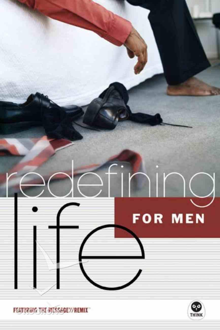 For Men (Redefining Life Studies Series) Paperback