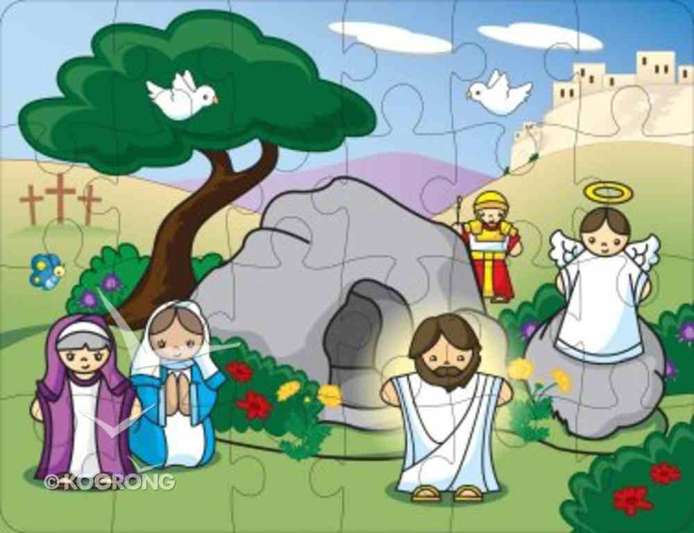 Jigsaw Puzzle: The Good News Easter Game