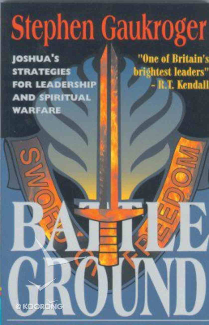 Battle Ground Paperback