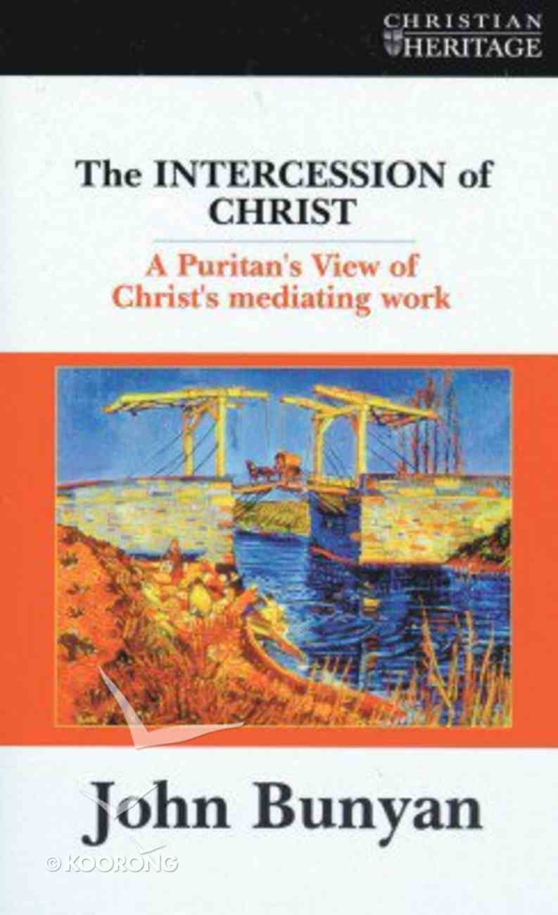 Intercession of Christ ,The Paperback