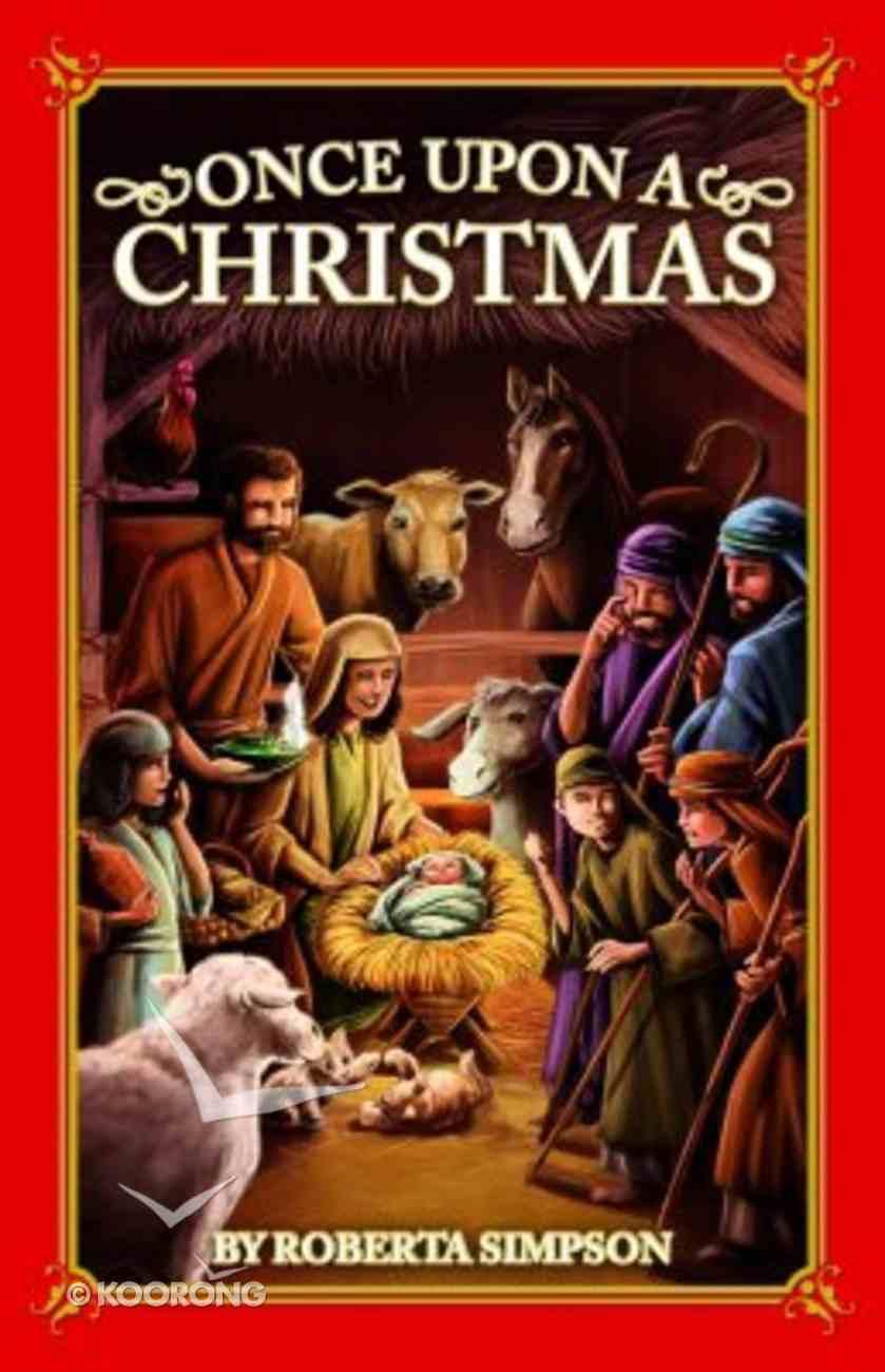 Once Upon a Christmas Hardback