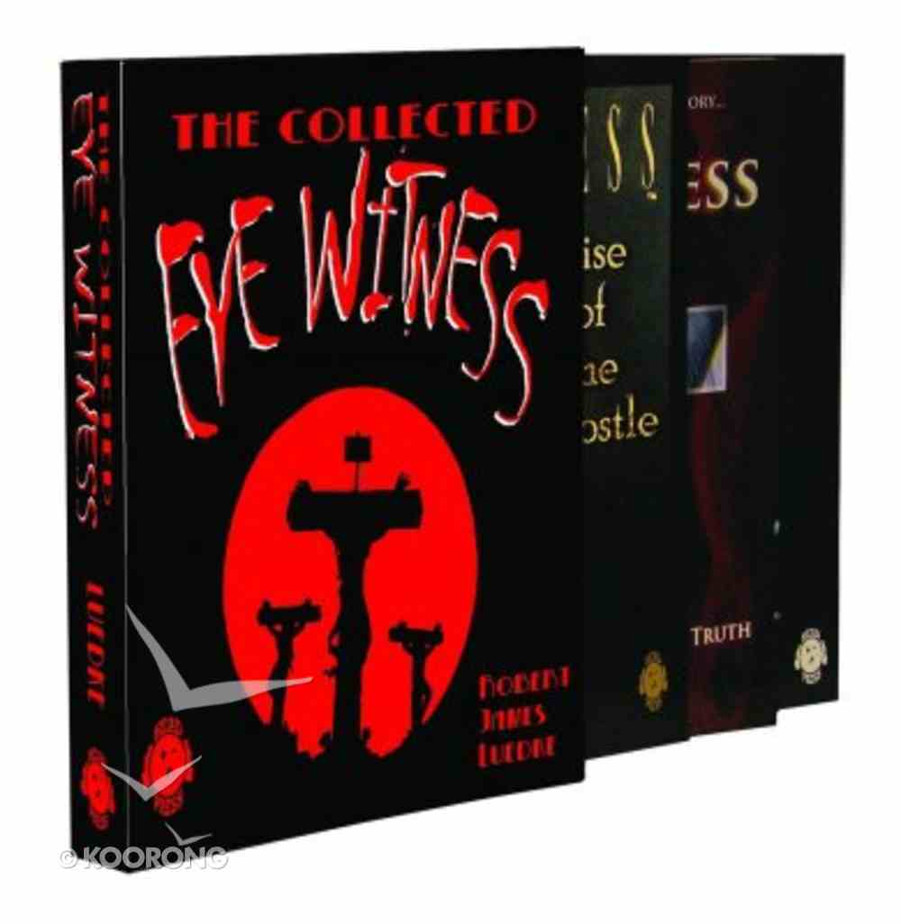 The Collected Eye Witness Slipcased Set (Eyewitness Series) Paperback