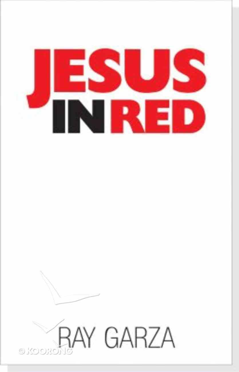 Jesus in Red Paperback