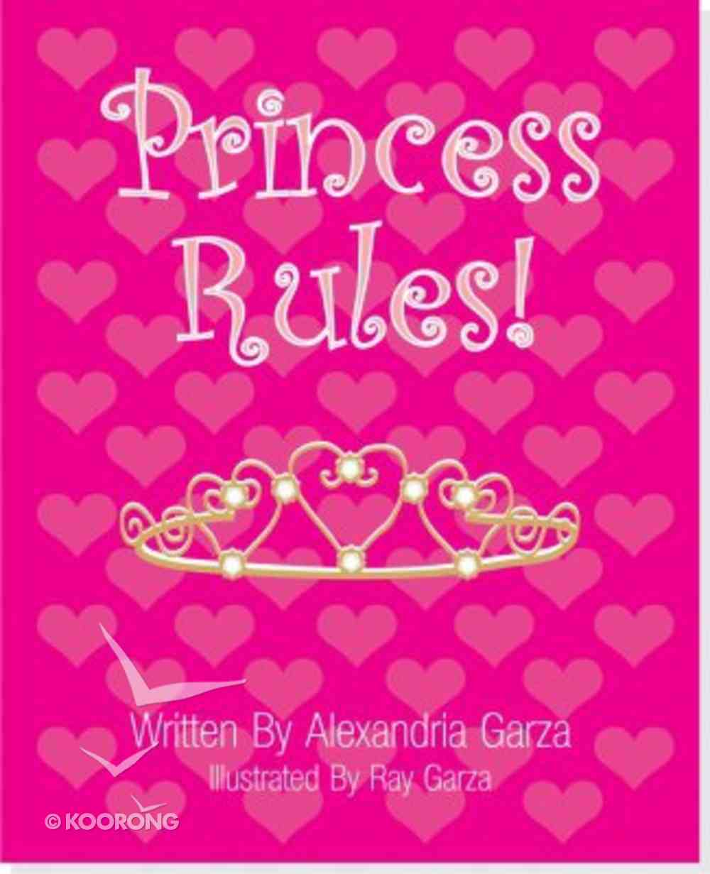 Princess Rules! Paperback