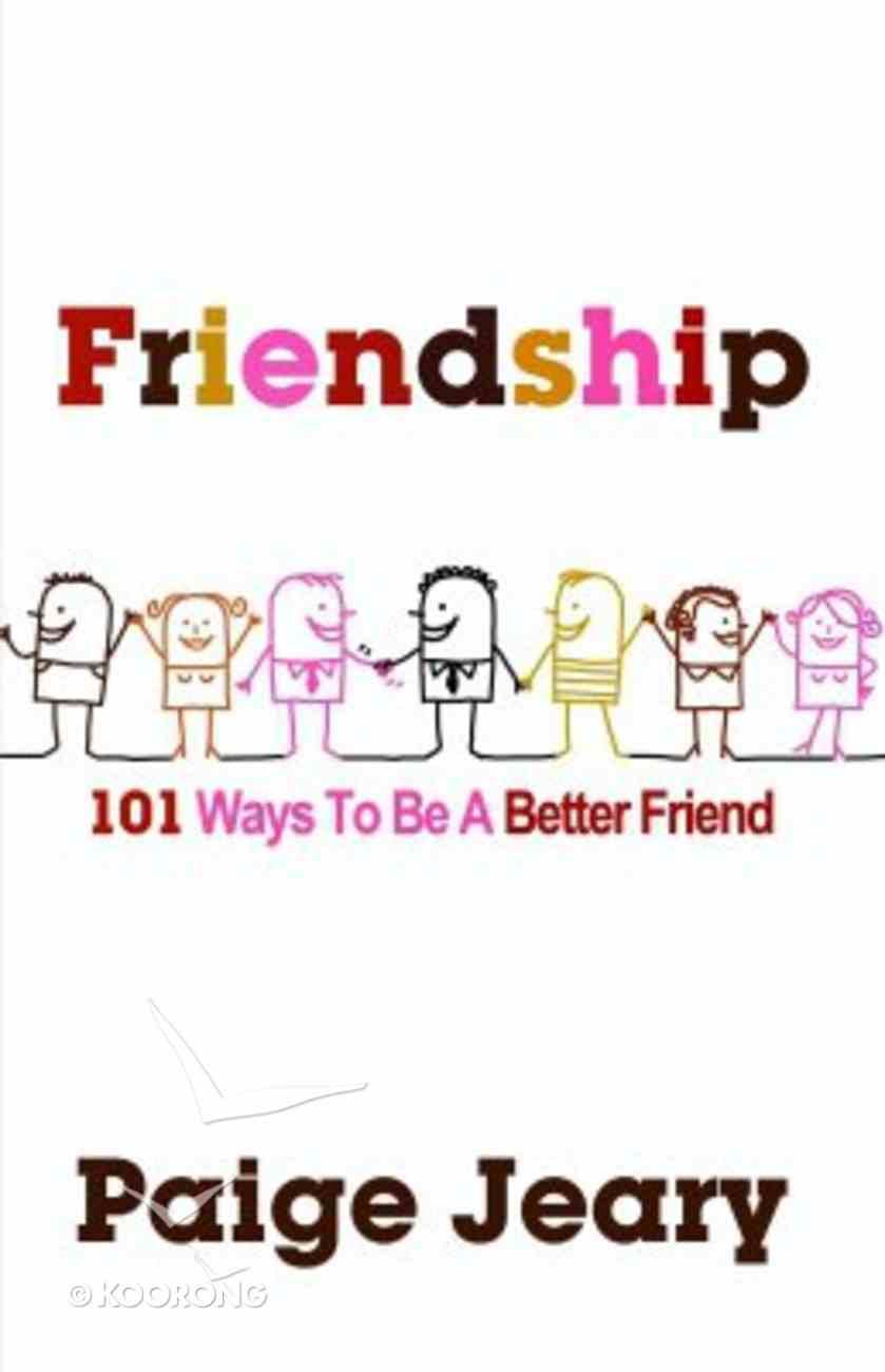 Friendship Paperback