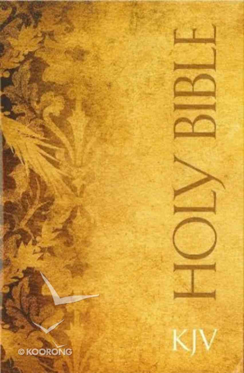 KJV Economy Bible Paperback