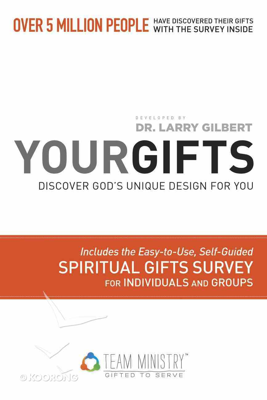 Discover God's Unique Design For You (Your Gifts Series) Paperback