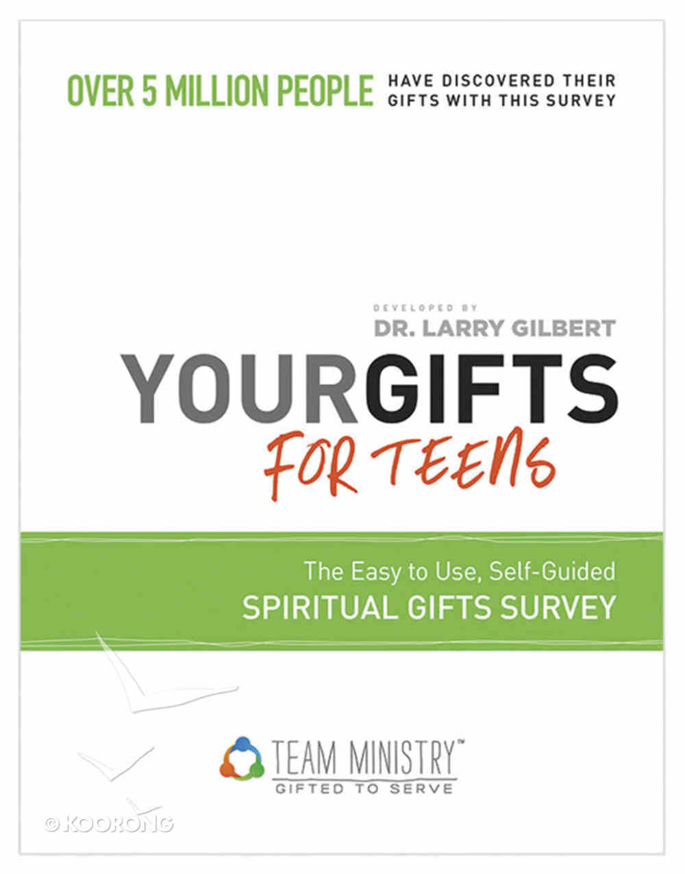 Spiritual Gifts Survey (10-Pack) (Your Gifts Series) Pack