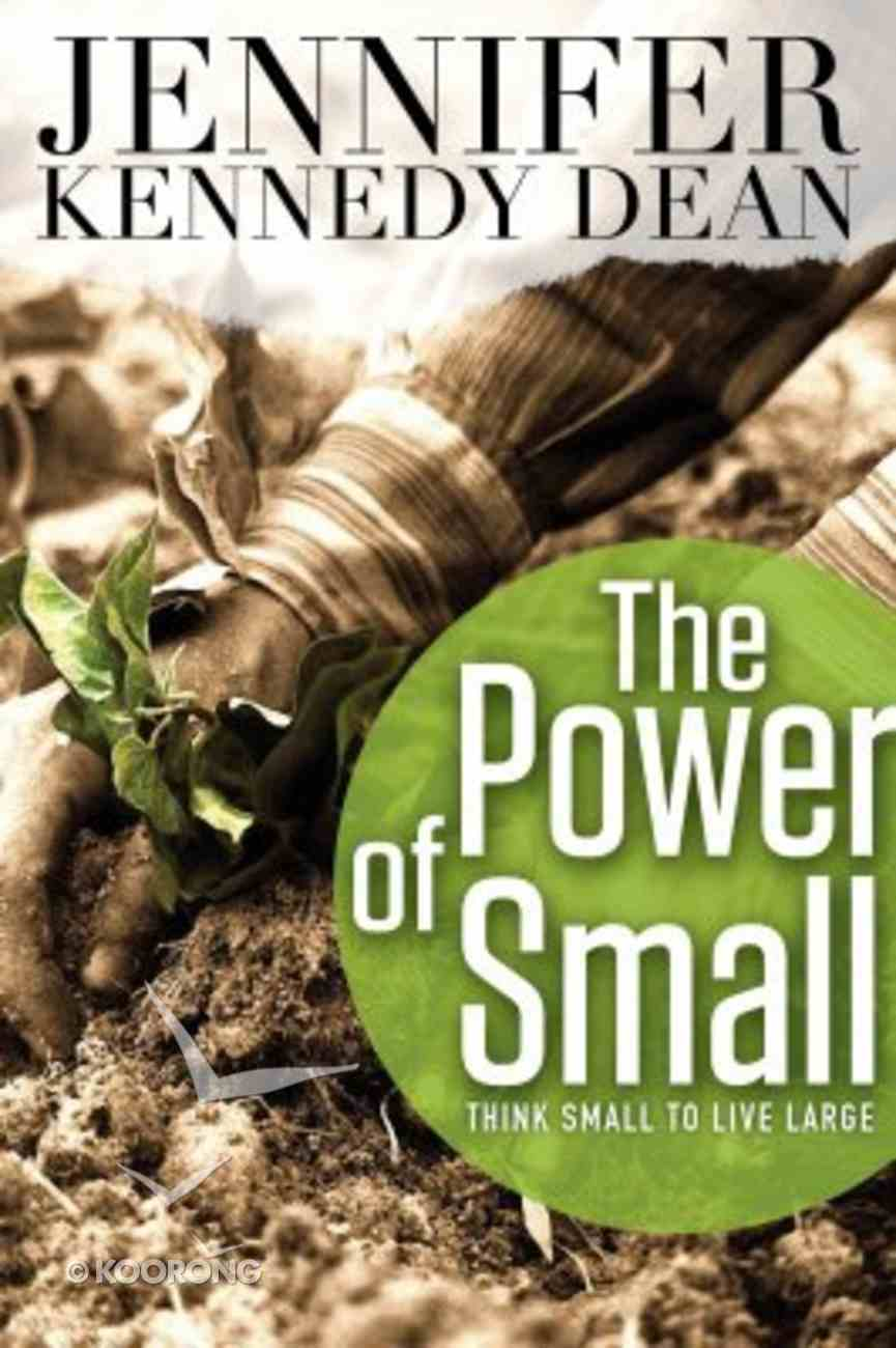 The Power of Small Paperback