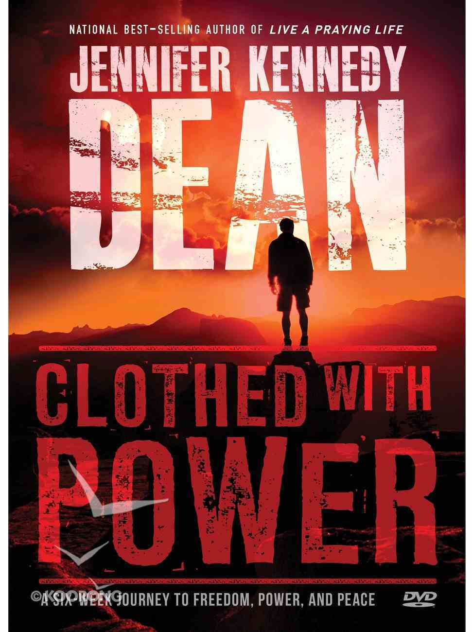 Clothed With Power (Six Week Study Dvd) DVD