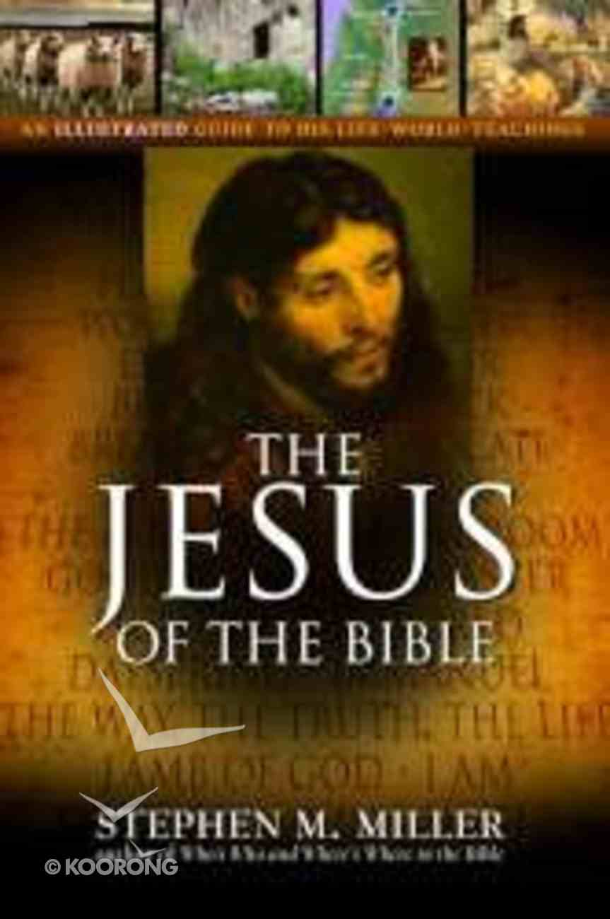 The Jesus of the Bible Paperback