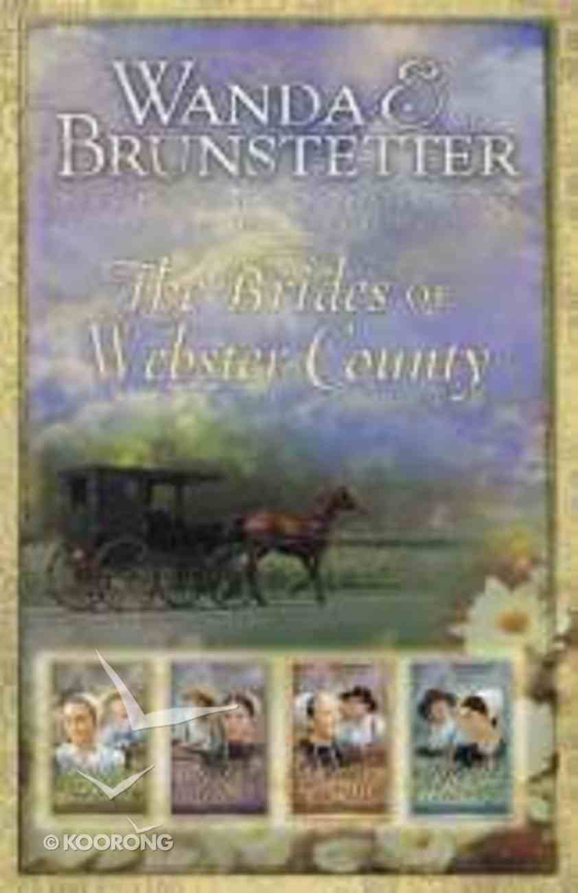 4in1: Brides of Webster County (Brides Of Webster County Series) Hardback