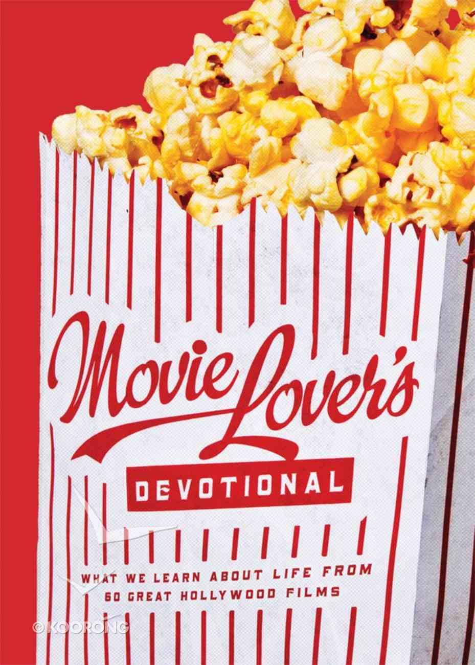 The Movie Lover's Devotional Paperback
