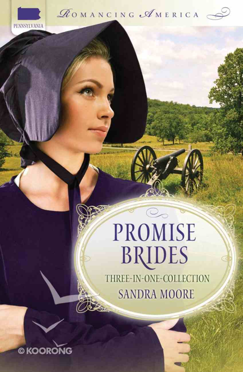 3in1: Romancing America: Promise Brides (Romancing America Series) Paperback