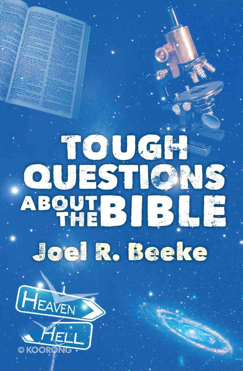 Tough Questions About the Bible Paperback