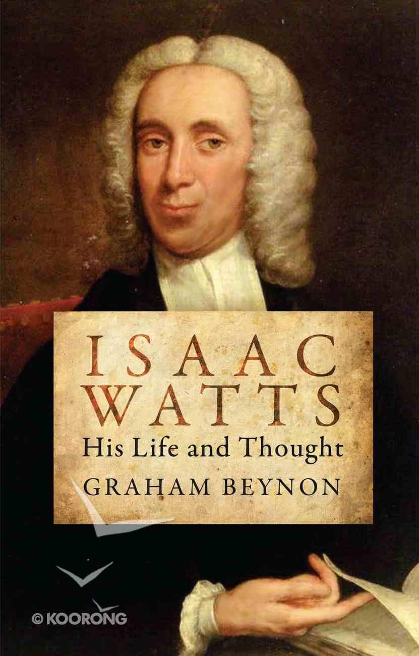 Isaac Watts Paperback