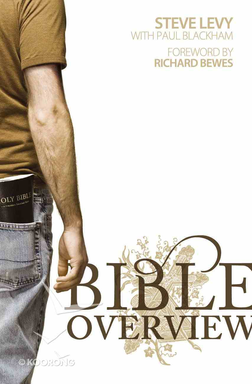 Bible Overview Paperback