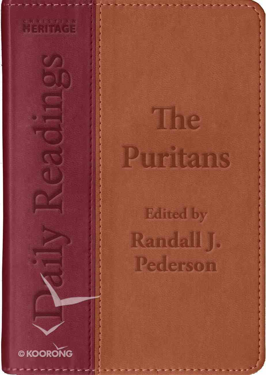 Daily Readings-The Puritans Imitation Leather