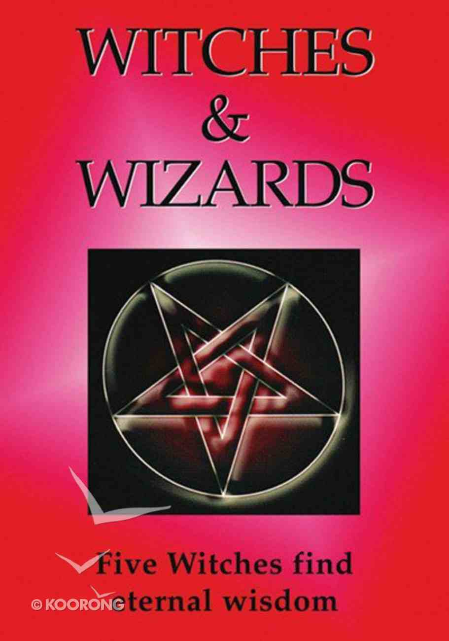 Witches & Wizards (Testimony Booklets Series) Booklet