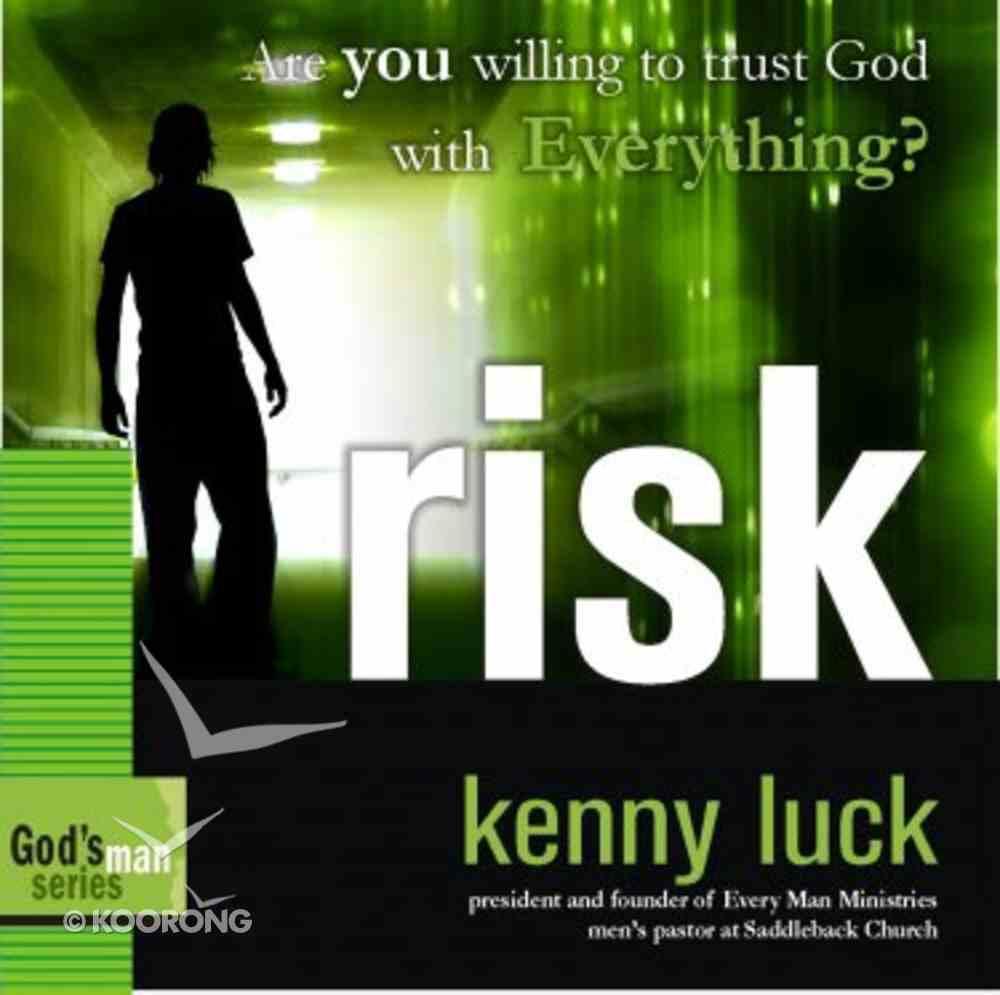 Risk (#01 in God's Man Audio Series) CD
