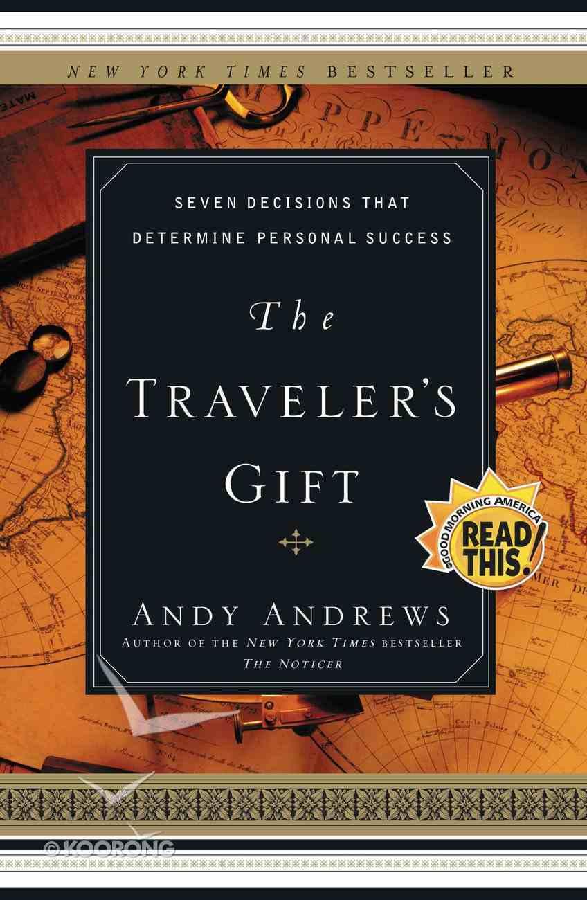 The Traveler's Gift Paperback