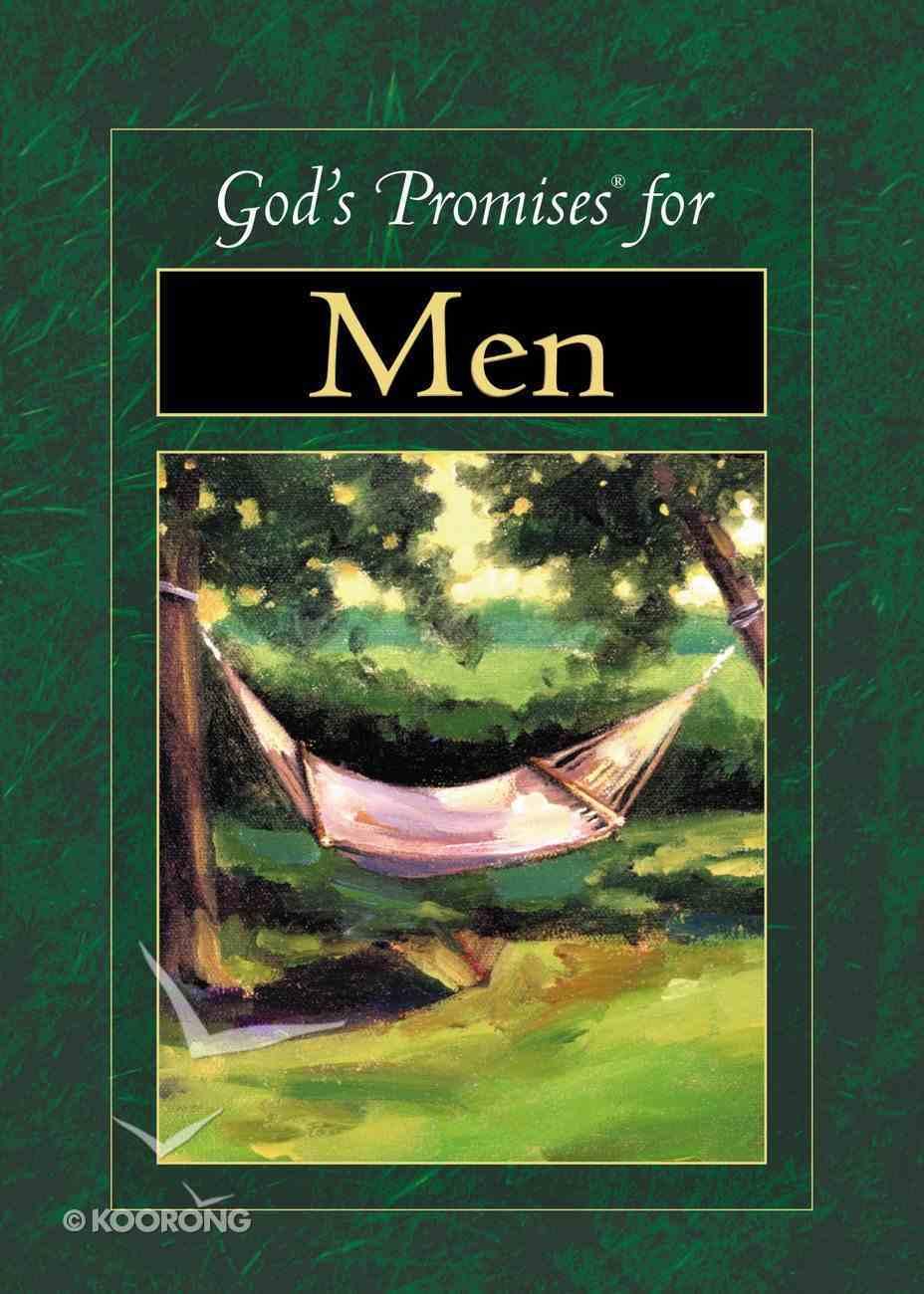 God's Promises For Men (Nkjv) Paperback