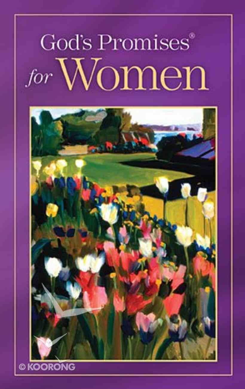 God's Promises For Women (Nkjv) Paperback