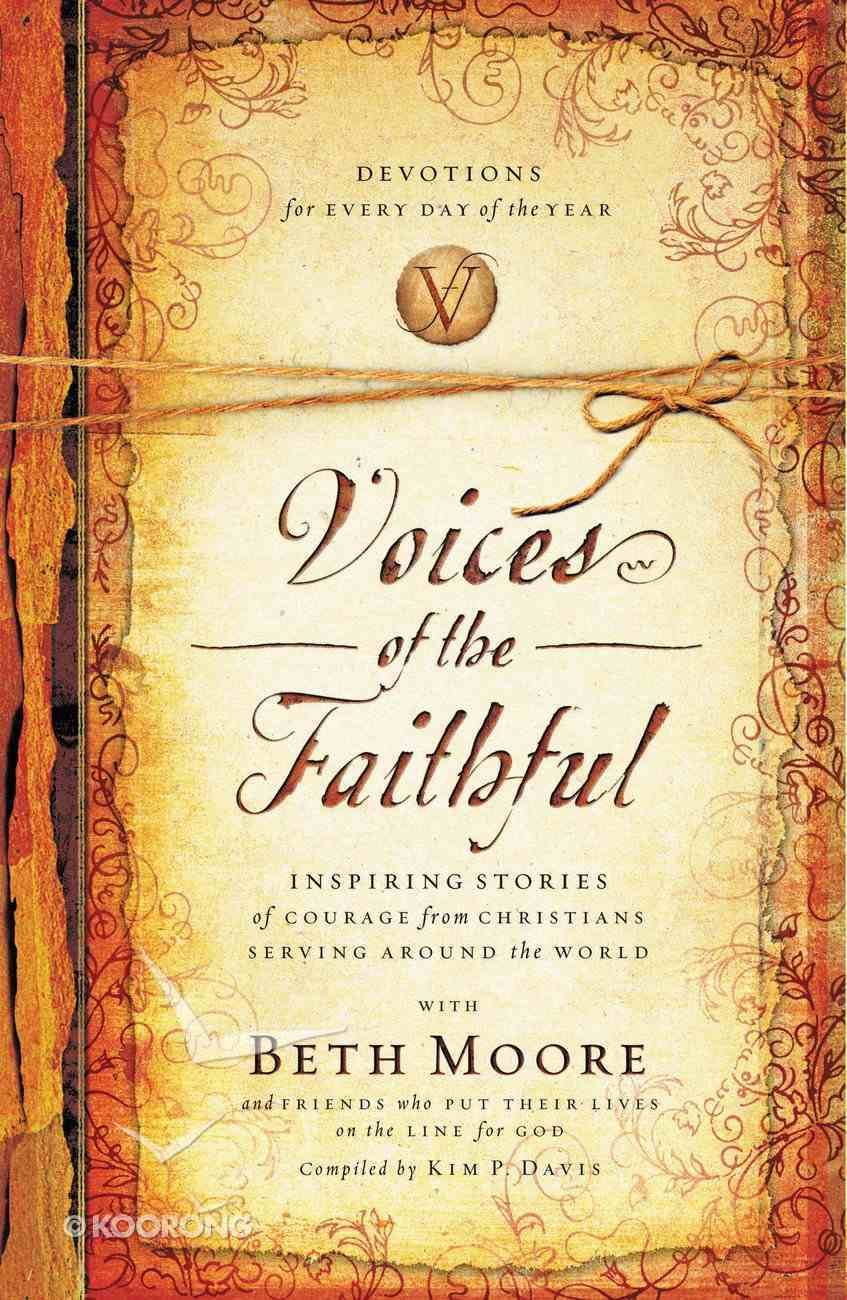 Voices of the Faithful Paperback