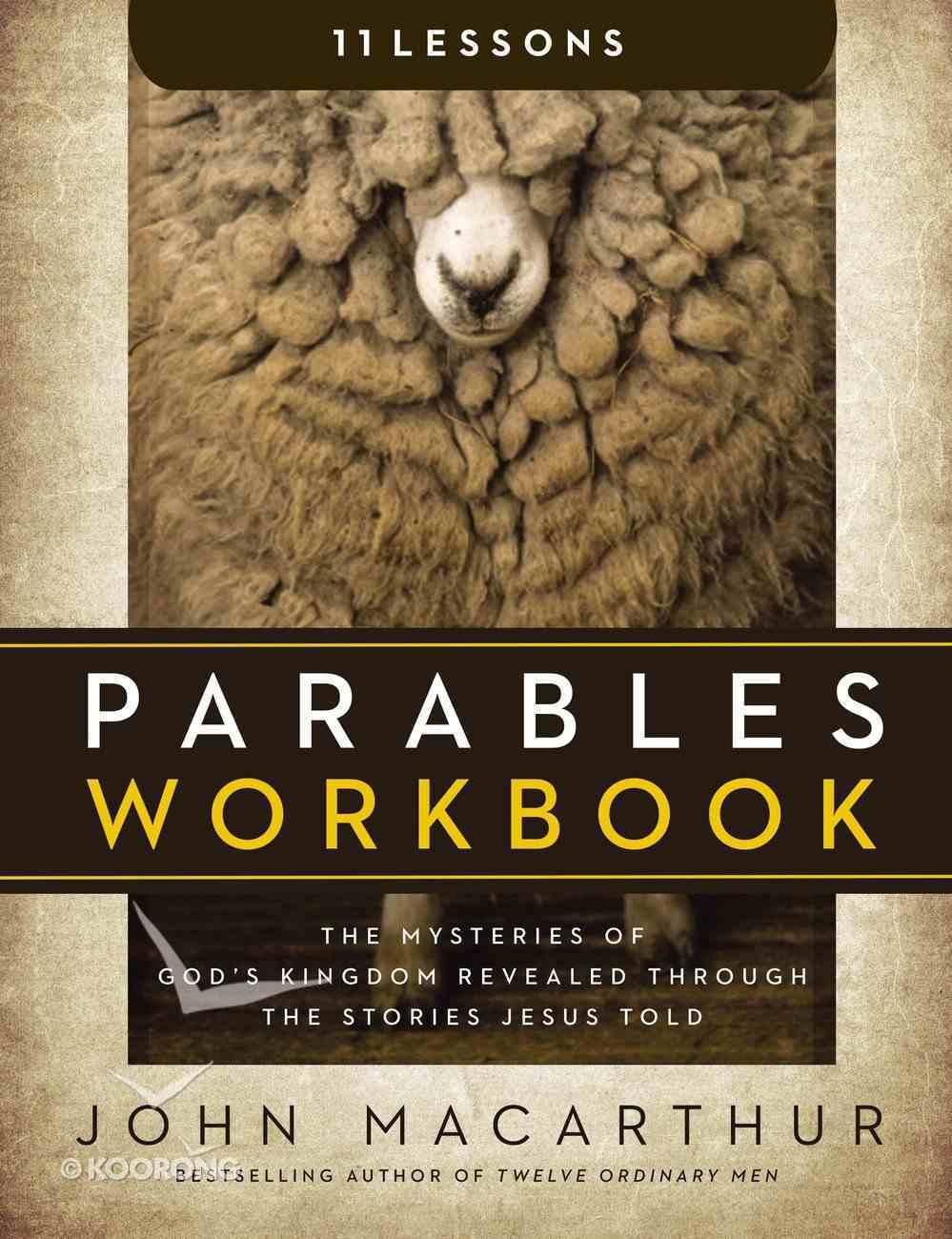 Parables (Workbook) Paperback