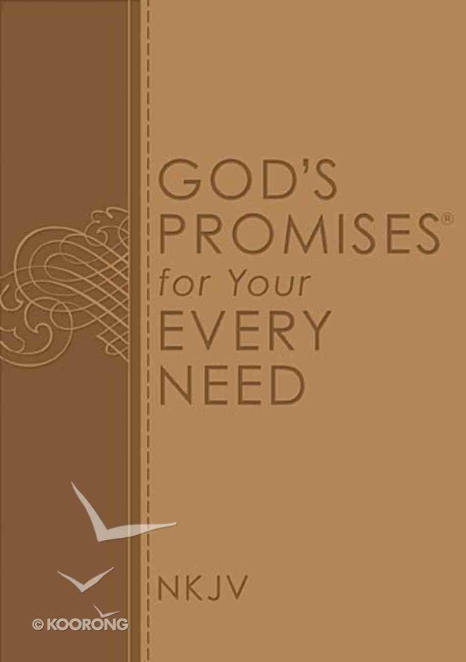 God's Promises For Your Every Need Imitation Leather