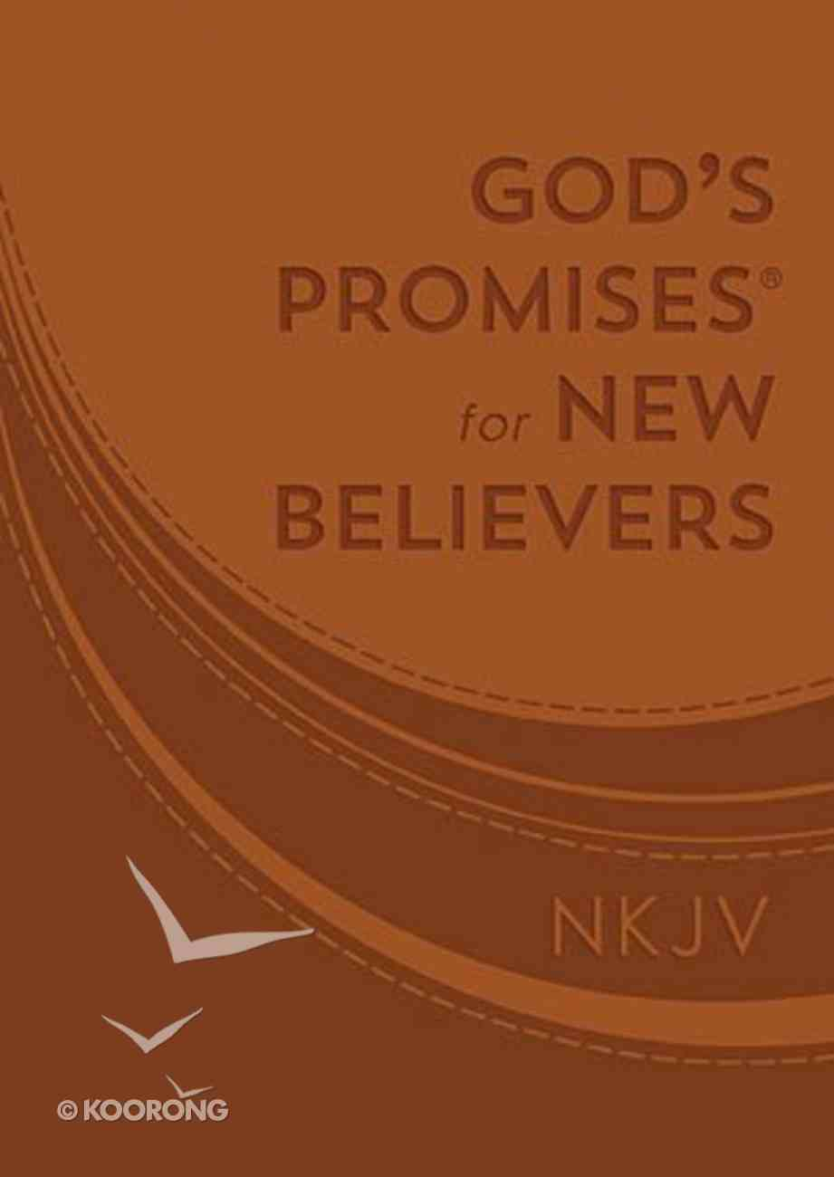 God's Promises For New Believers Imitation Leather