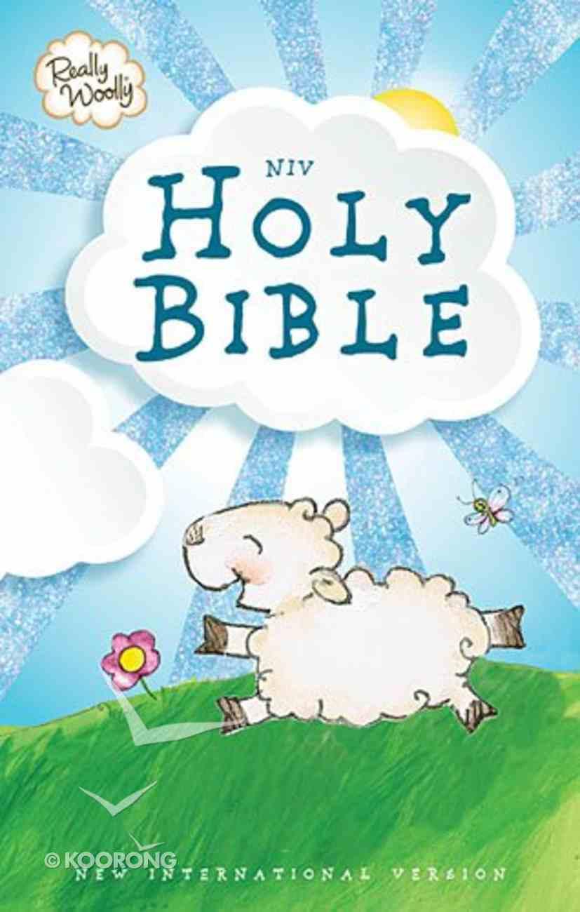 NIV Really Woolly Bible Hardback