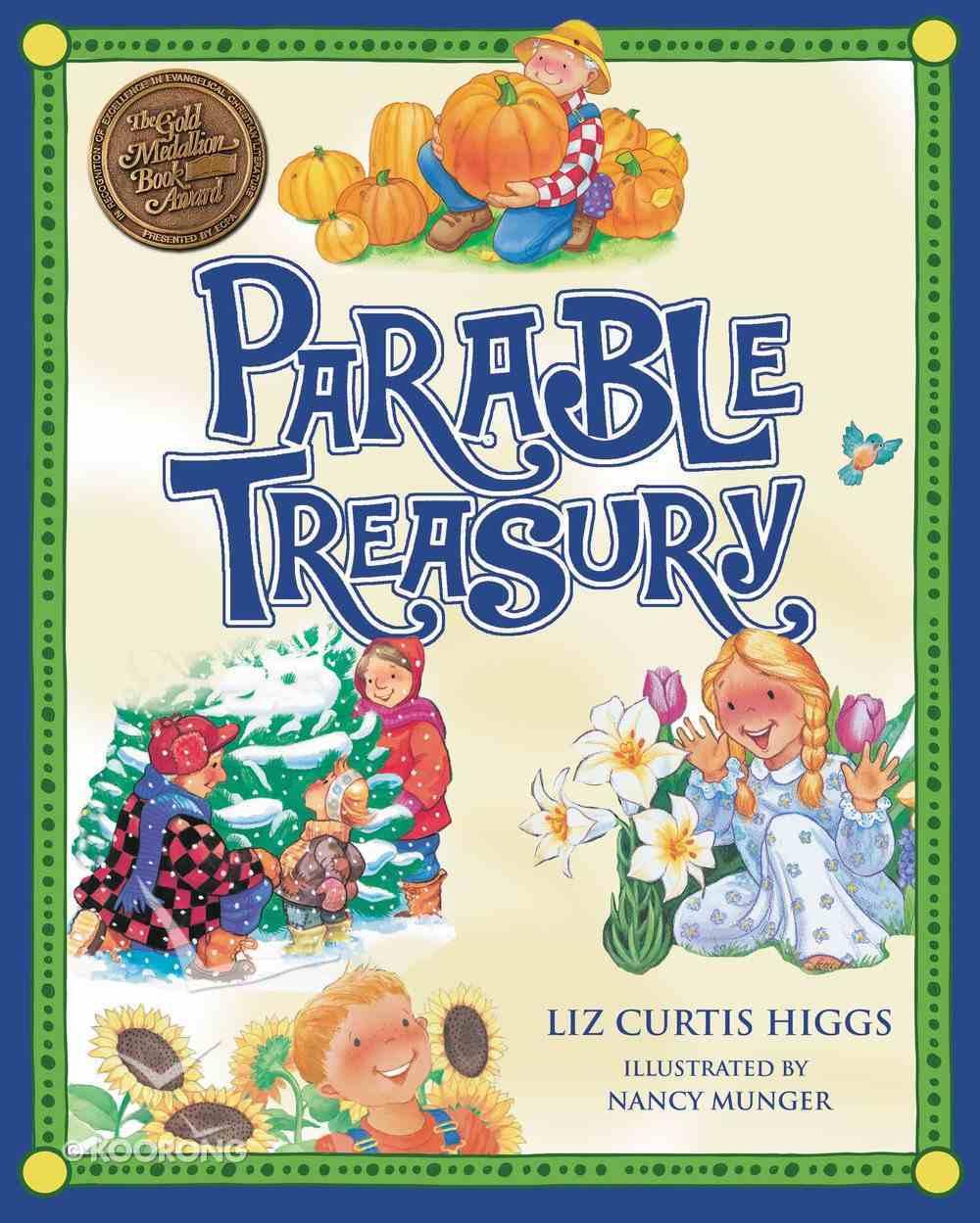 Parable Treasury Hardback
